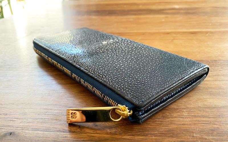 bahari ガルーシャ財布