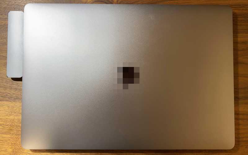 satechi スリムアルミニウムTYPE-CProとMacBookPeo16インチ
