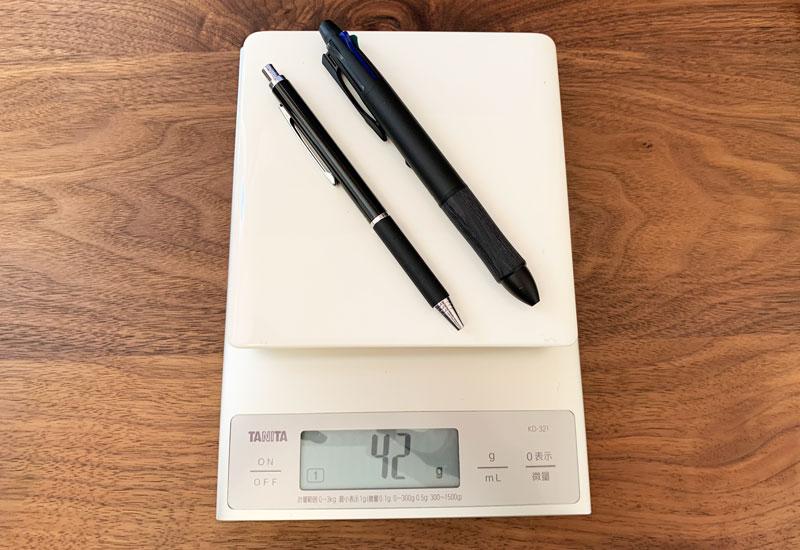 SankDisk ペンの重さと比較